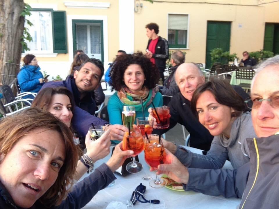 Livia, Ivana, Giovanni, Guglielmo, Rossella, Antonio