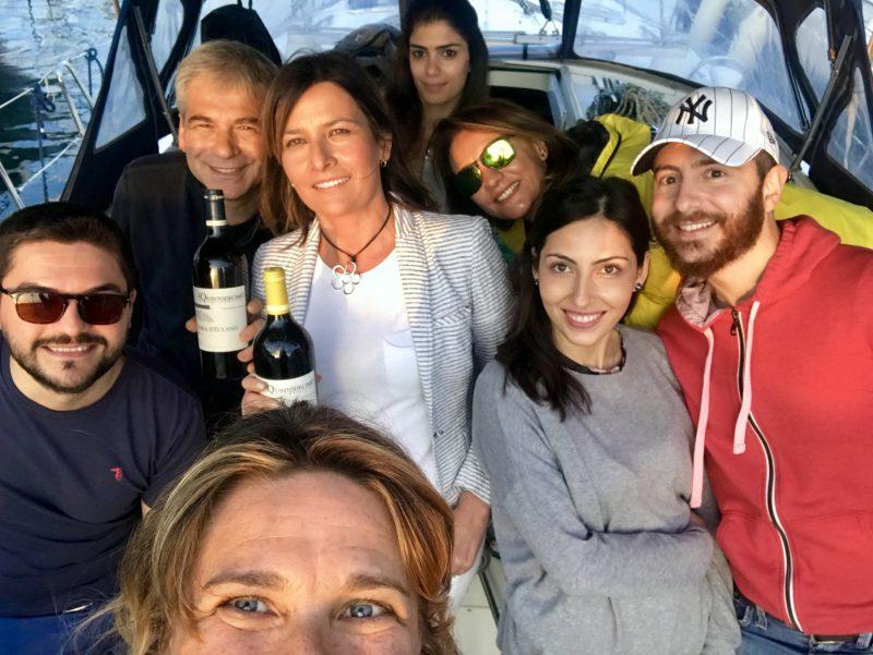 Achille, Claudio, Luisa Maria, Maria Cristina, Pasquale, Sonia