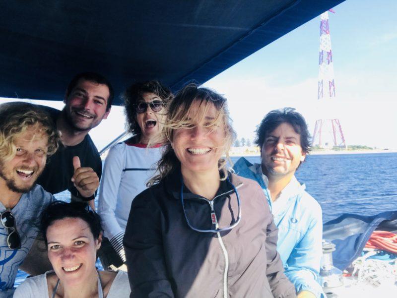 Alessandra, Alberto, Livio, Roberta, Pino
