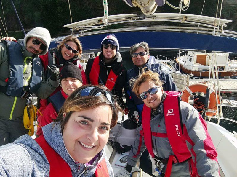 Alfredo, Davide, Giuseppe, Grazia, Livio, Pino