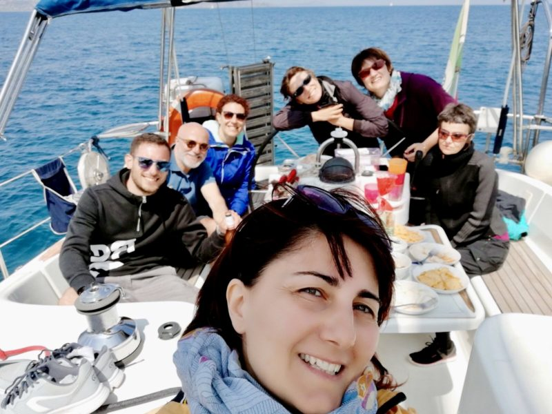 Antonio, CarloAlberto, Claudia, Lucia, Stefania, Valeria